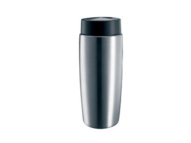Edelstahl-Isoliermilchbehälter 0.6 l