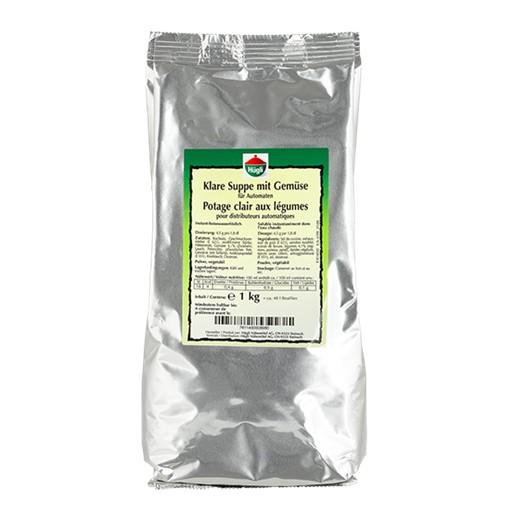 Klare Suppe mit Gemüse 1 kg