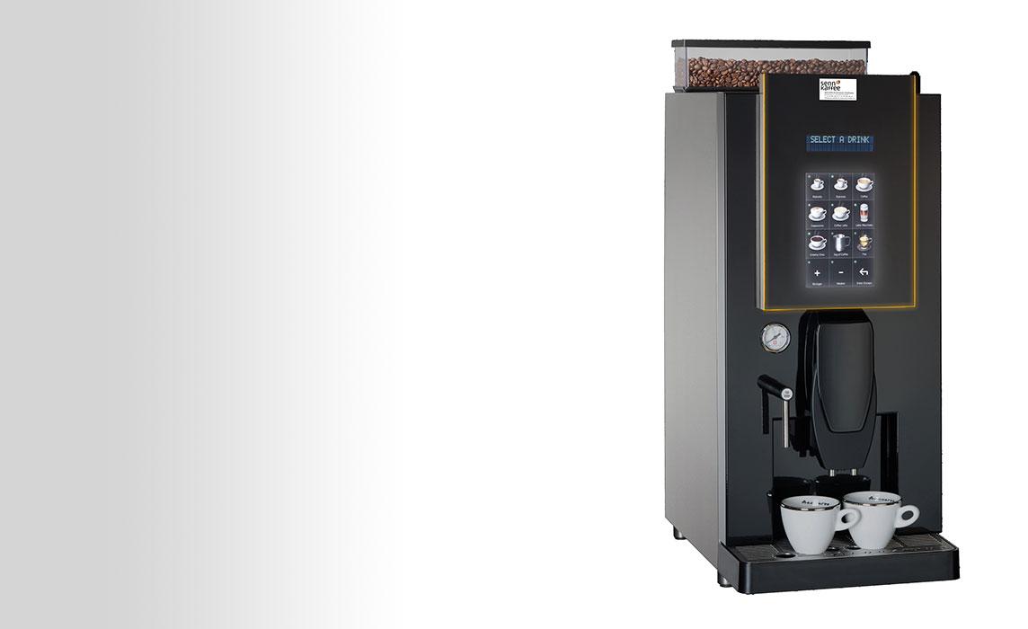 Senn Kaffee Ag Automatisch Geniessen